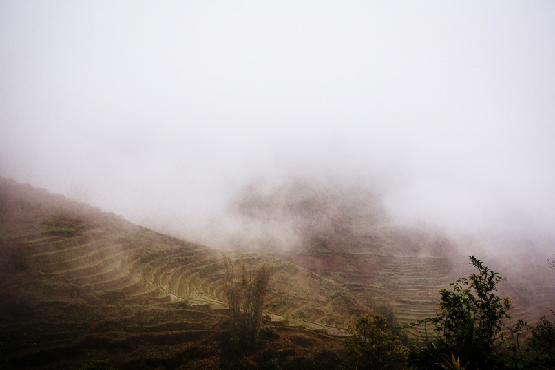Sapa Northern Vietnam Travel Photography